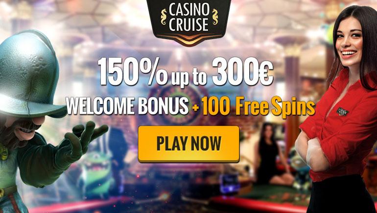 Exclusieve Aanbieding Voor Casino Cruise Met Verhoogde Bonus En Gratis Spins