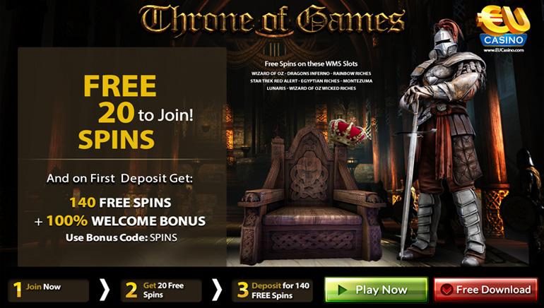 Throne of Games – De Heetste Slots Promotie Waarover Iedereen Spreekt