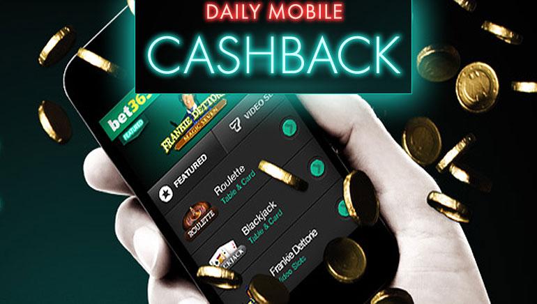 Klim op de Dagelijkse Cash Roltrap bij bet365