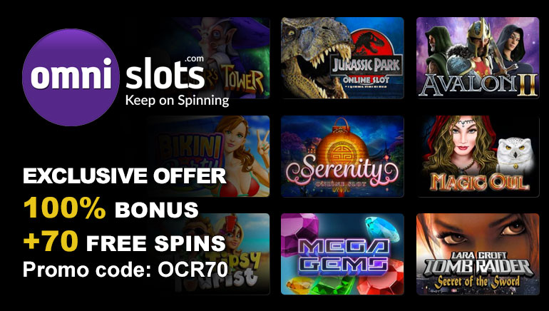 Speciaal Offer Van Online Casino Reports bij Omni Casino Met 70  Gratis Spins