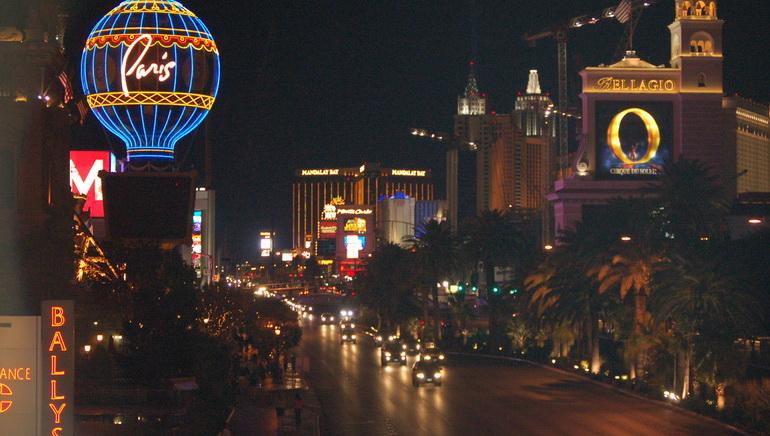 Een Las Vegas Hotel en Casino kiezen