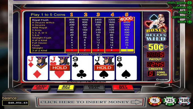 Free slots games twist